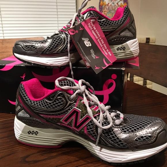 d71aa07db31 New Balance women s running shoes pink 760 Komen